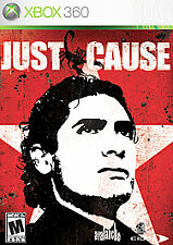 Just Cause Video Game for Microsoft Xbox 360, 2006 - Used Gamestop Copy