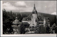 Świeradów-Zdrój BAD FLINSBERG 1942 AK Schlesien Polen