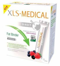 XLS Medical Direct - Fat Binder Sachets (30 Pack -10 day supply)  NEW!!!!!