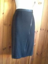 River Island Knee Length No Pattern Regular Skirts for Women