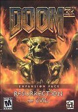 Doom 3: Resurrection of Evil (PC, 2005)