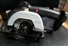 "Craftsman 5 1/2"" TRIM Saw 14.4v Model 973.113080 with Fast Charger PreOwned"
