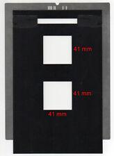 Film holder for Imacon/Hasselblad Flextight scanners, 41x41mm, single 127 frames