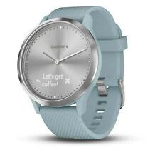 Garmin Vivomove HR Sports Smartwatch Fitness Watch (Sea Foam) 010-01850-18