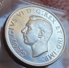 Canada Silver Dollar 1946 Scarce!!