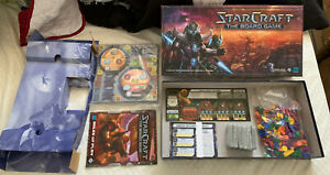 Starcraft the Board Game - New, Unpunched, but Open Box, Fantasy Flight