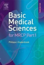 NEW Basic Medical Sciences for MRCP Part 1 Pt. 1 BY Easterbrook 3ED INTL ED