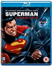 Superman Unbound [Blu-ray] [2013] [Region Free]