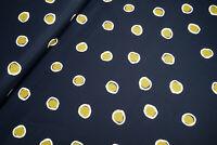 50 x 160 cm JERSEY weiße Pünktchen rot Loop Mütze Shirt Hose Kinder Meterware
