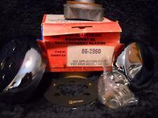 NOS 86-2960 Superior Chrome Steering Wheel Adapter Kit for 1983 Honda Accord