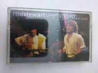 ROD STEWART Unplugged...And Seated 445289 Cassette Tape