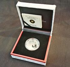 2014 Canada 15$ Lunar Lotus Year Of The Horse (26.7 Gs .9999 Silver) 02555/28888