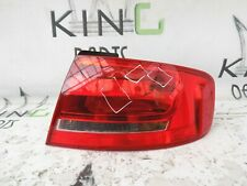 AUDI A4 B8 8K 2008-2012 SALOON RIGHT SIDE REAR LIGHT LAMP 8K5945096D #347