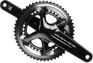 Shimano Dura Ace FC-R9100 11-Speed Crankset 165mm Compact // 50/34 Chainrings
