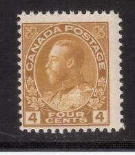 "CANADA 1922 MINT NH #110, KING GEORGE V ""ADMIRAL"" ISSUE !! A89"