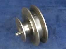 South Bend 9 Or 10k Two Step Motor Pulley 34 Bore Pt2131nr1 Free Ship 6625