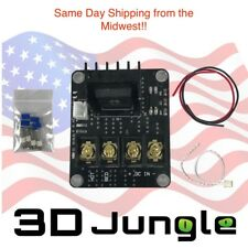 3D Printer Mosfet Heated Bed Power Module Mks Kit Anet A8, A6, & A2 Compatible