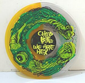 Child Bite / We Are Hex - SINGLE SIDED SPLIT EP FORGE AGAIN RECORDS FAR-039