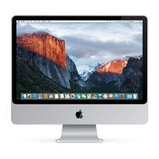 "Refurbished iMac Apple Powerful 1TB HDD 8GB RAM 20"" El Capitan DVDRW Sale"