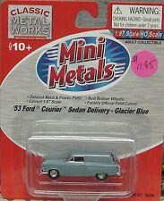 Cmw Ho '53 Ford Glacier Blue Sedan Delivery Pt.# 30290