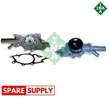 WATER PUMP FOR MERCEDES-BENZ INA 538 0249 10