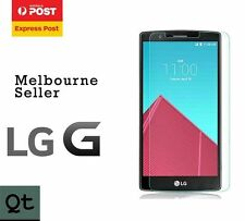 Genuine Tempered Glass Screen Protector or Film for LG G4 G4 G5 G6 Fast Shipping