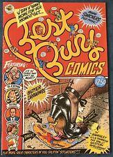 Best Buy Comics  Underground Comix  3rd Printing  New Crumb Cover