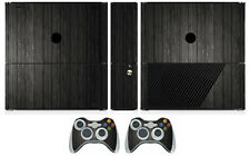 Wood 267 Vinyl Cover Decal Skin Sticker for Xbox360 Slim E and 2 controller skin