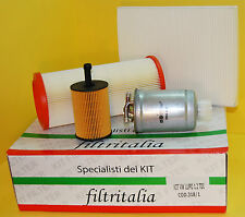 Filtri Tagliando Kit 4 Pezzi VW Lupo 1.2 TDI