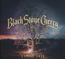 BLACK STONE CHERRY - FAMILY TREE - NEW SIGNED CD ALBUM