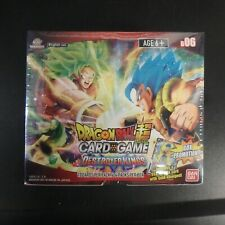 Dragonball Super CCG Destroyer Kings sealed booster box. New.