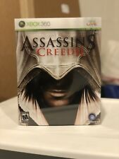Assassins Creed II 2 Master Limited Collectors Edition Xbox 360 origins 3 iii