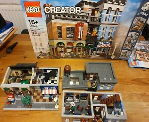 LEGO Creator Detectives Office 10246