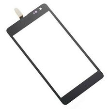 Microsoft Nokia Lumia 535 Digitizer Touch Screen Front Glass Display Lens Black