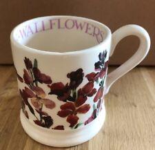EMMA BRIDGEWATER Wallflowers Half Pint Mug.