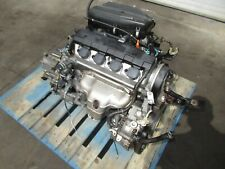2001 2005 Honda Civic 4Cyl 1.7L VTEC Engine With Automatic Transmission JDM D17A