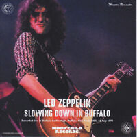 Led Zeppelin – Slowing Down In Buffalo 3-CD, MOONCHILD Winston Remaster