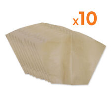 10 Vacuum Cleaner Bags to suit PACVAC SUPER PRO 700 SUPERPRO DUO Backpack Vac