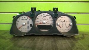 01 ACURA CL S TYPE 3.2L AT COUPE SPEEDOMETER CLUSTER 234,548 MILES OEM 1371-1