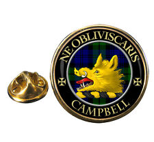 Campbell of Argyll Clan Crest Lapel Pin Badge Gift