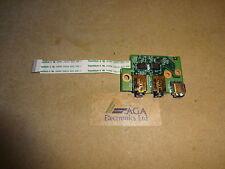 HP ELITEBOOK 2730p TABLET LAPTOP AUDIO / FIREWIRE BOARD & CABLE. 48.4Y803.011