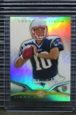 2014 Topps Platinum Jimmt Garappolo Refractor Rookie Card RC #143 Patriots C151