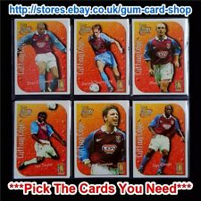 FUTERA - ASTON VILLA FANS SELECTION 1999 (EXCELLENT) *PICK THE CARDS YOU NEED*