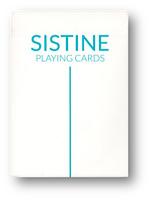 Juggler Sistine Jugando a las Cartas Póquer Juego de Cartas Cardistry