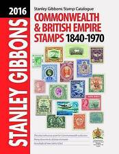 2016 Commonwealth & Empire Stamps 1840-1970 by Hugh Jefferies (Hardback, 2015)