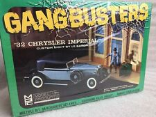 mpc 1/25 201-200 gangbusters 1932 chrysler imperial le baron model kit sealed