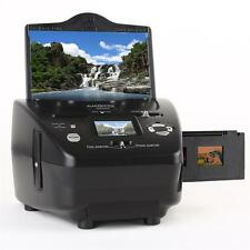 "5.1 MP HOME DIGITAL SLIDE FILM NEGATIVE PHOTO SCANNER w. 2.4"" LCD DISPLAY SCREEN"