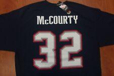 NFL New England Patriots Football Devin McCourty #32 On Field T-Shirt XL ~NWT~