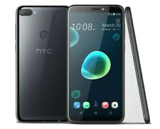HTC Desire 12 Plus - 32GB - Cool Black (Unlocked)