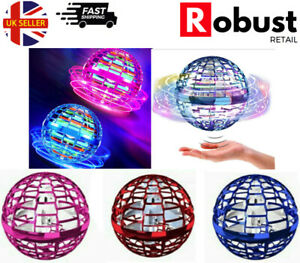 RR FLYNOVA PRO Flying Ball Space Orb Mini Drone UFO Remote Control NEW UK STOCK